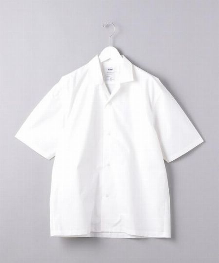 『MXP』×『ユナイテッドアローズ』ブロード オープンカラーシャツ