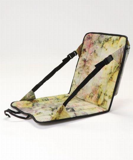 『バートン』折りたたみチェア&保冷バッグ
