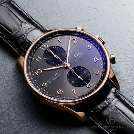 80年以上変わらない普遍。『IWC』の「ポルトギーゼ」という腕時計 3枚目の画像