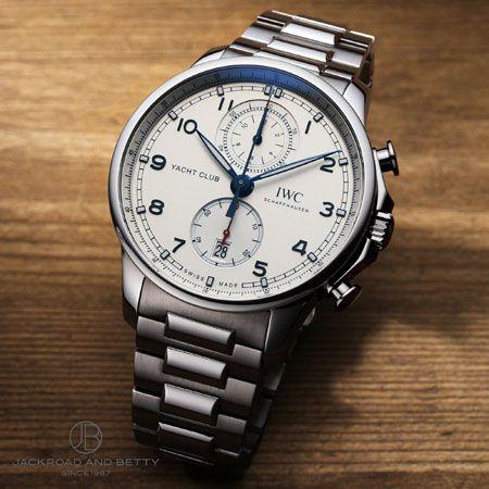 80年以上変わらない普遍。『IWC』の「ポルトギーゼ」という腕時計