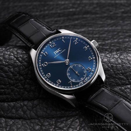 80年以上変わらない普遍。『IWC』の「ポルトギーゼ」という腕時計 2枚目の画像