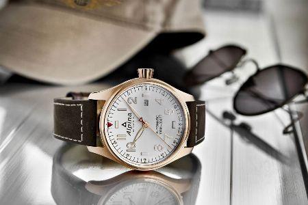 130年続くスポーツウォッチの名門。『アルピナ』の腕時計が熱い