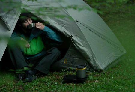 ソロキャンプのスタイルに合わせてソロテントを選ぼう 2枚目の画像