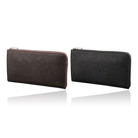 ジャパニーズ ジェニュイン レザー スマートオーガナイザーウォレット GSMJG-LG20