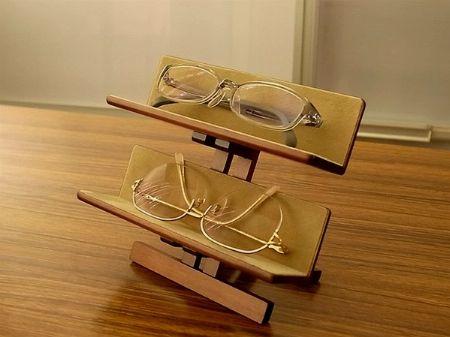 『豊岡クラフト』眼鏡スタンド