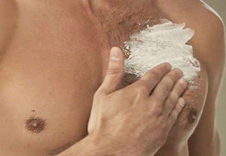 もはや男にもムダ毛は必要なし!? 除毛クリームを使えば簡単ケアが可能です