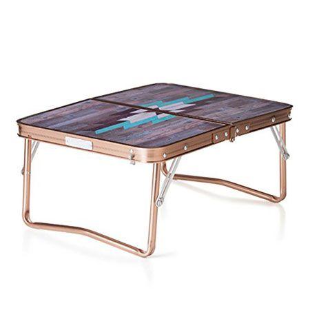 ILミニテーブルプラス モザイクウッド