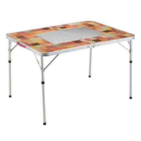 ナチュラルモザイクバーベキューテーブル