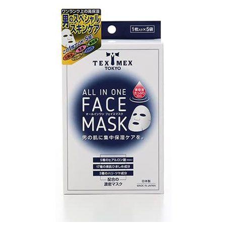 『テックスメックス』 オールインワンフェイスマスク