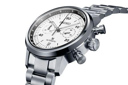 """ストップウォッチの技術を腕時計に。""""正確さ""""への情熱を体現したコレクションが誕生 2枚目の画像"""