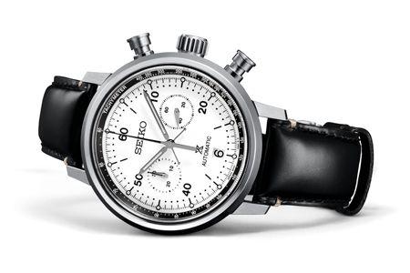 """ストップウォッチの技術を腕時計に。""""正確さ""""への情熱を体現したコレクションが誕生 4枚目の画像"""