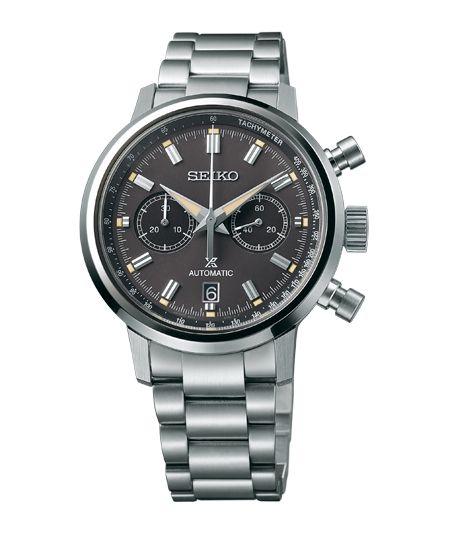 """ストップウォッチの技術を腕時計に。""""正確さ""""への情熱を体現したコレクションが誕生 5枚目の画像"""
