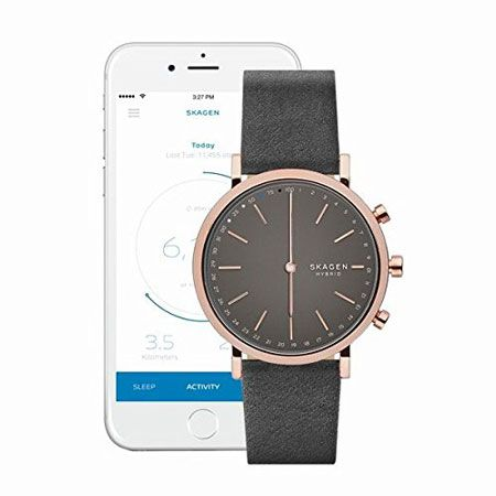 HYBRID SMARTWATCH HALD CONNECTED