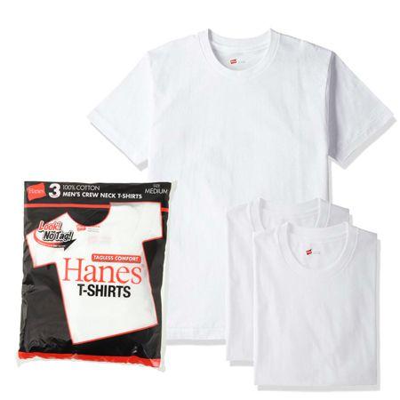 『ヘインズ』赤パックTシャツ(3枚組)/価格帯2,200円(税込)