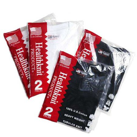 『ヘルスニット』クルーネック2パックTシャツ/価格帯2,990円(税込)
