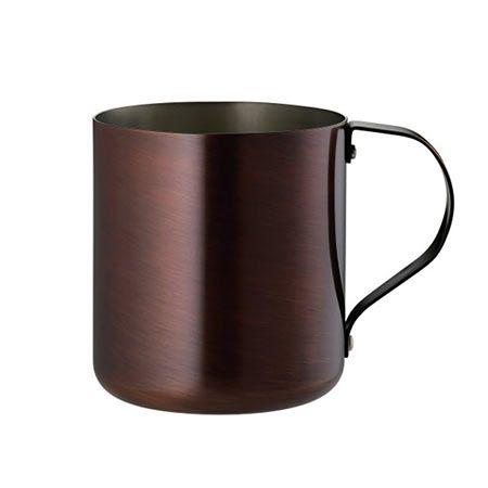 『ベルモント』銅製マグカップ300mlブロンズ