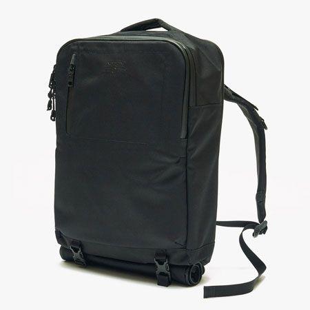 『アッソブ』ウォータープルーフ コーデュラ 305D 2WAYバッグ Sサイズ