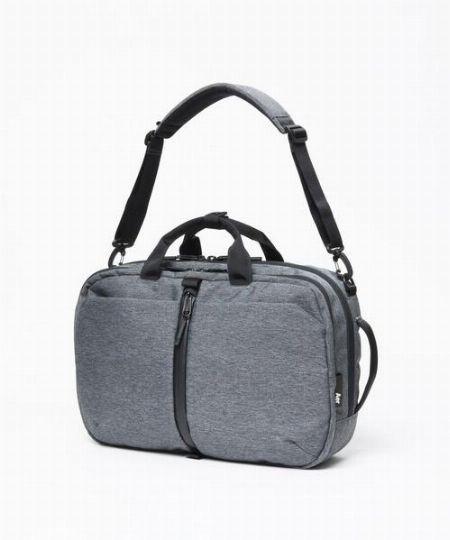 『ティーケー タケオキクチ』3WAYコーデュラーファブリックバッグ