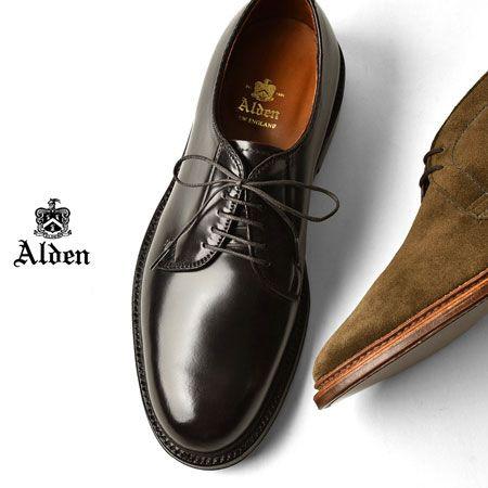 オールデンとは。ブランドの生い立ちと、その魅力
