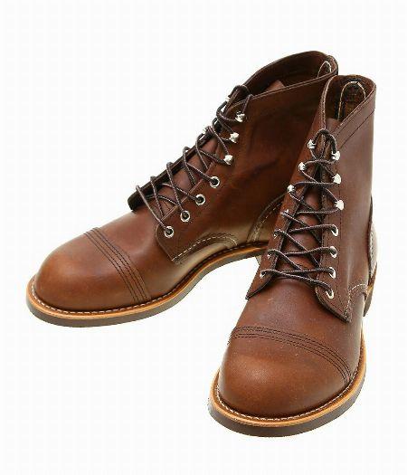 ▼アイテム5:牧場や農場で愛用されたブーツが原型である「ペコスブーツ」
