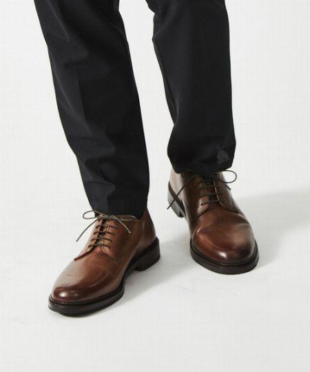 もう間違わない。プレーントゥの革靴を選ぶ際のポイントとは 2枚目の画像