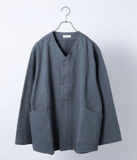 『ロエフ』C/L TYP スナップシャツ