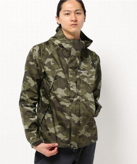 『コロンビア』のワバシュパターンドジャケット/税込21,600円