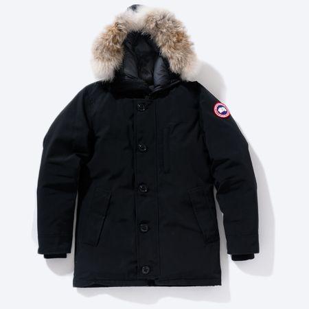 すっきりした見た目のおしゃれで暖かいタウン仕様の一着