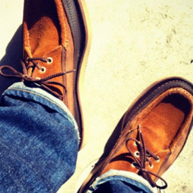 アウトドアブランドの靴、街でも履ける3つのタイプ!