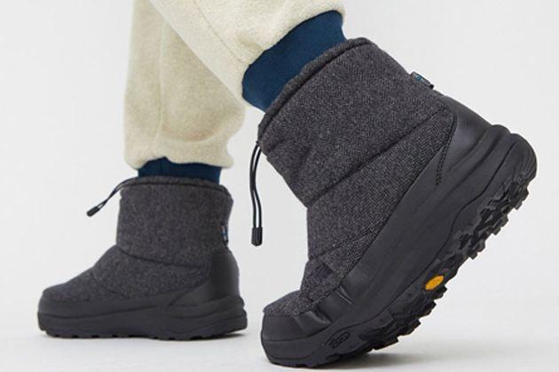 冬の人気靴。ヌプシブーティーのおすすめラインアップ&コーデ