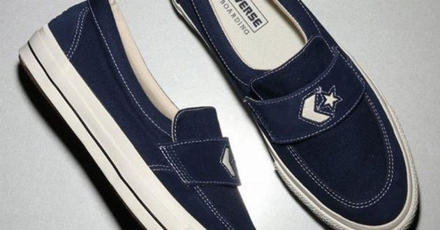 紺色好きへ贈る、人気ネイビースニーカー10選