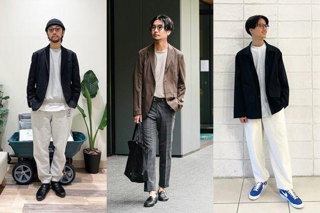 テーラードジャケットをコーデの主役に。おしゃれなジャケットの着こなし30スタイル