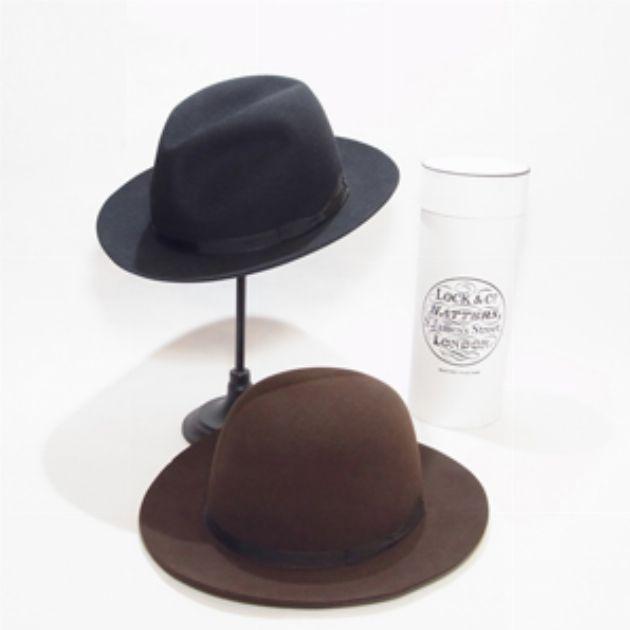 帽子トレンドの次なる本命はフェルトハット