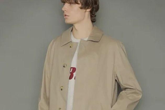 永久定番。マッキントッシュのステンカラーコートが大人を魅了する理由