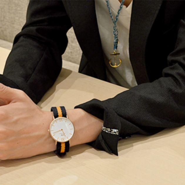時計ライターおすすめ。30代に似合う5万以下の腕時計