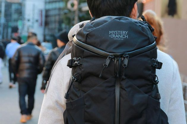 プロも認めるブランド。ミステリーランチを知れば、バッグの価値観が変わる
