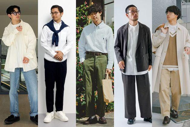 白シャツを着こなす。大人らしくおしゃれなコーデを作るヒント