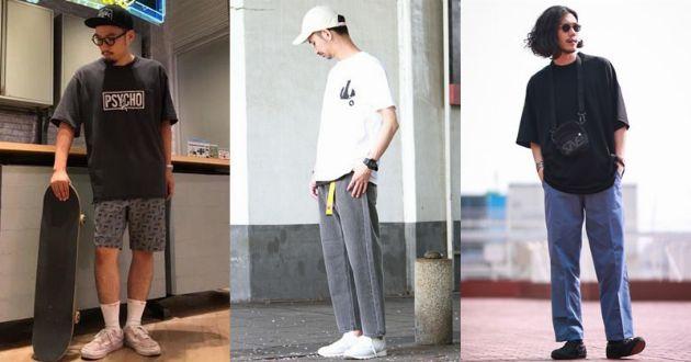 ストリートファッションを30代が着こなすポイント