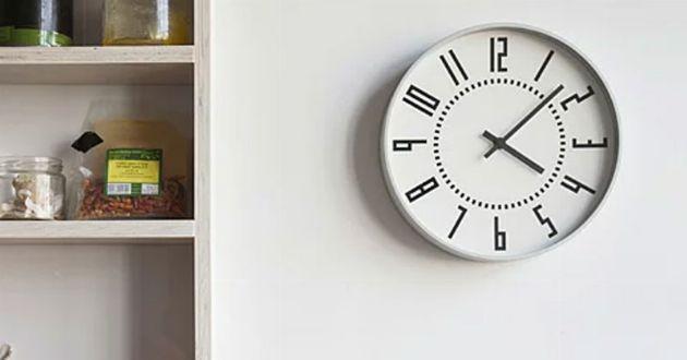 壁掛け時計の名品15選。見慣れた壁がグッとおしゃれに