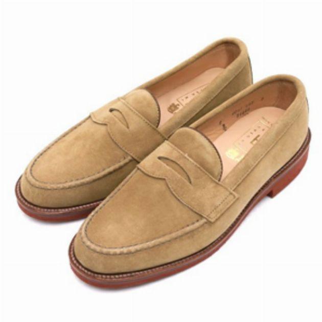 クールビズと相性抜群の革靴。選び方とコーディネート
