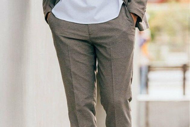 """今はきたい""""涼しい""""パンツ。クールビズスタイルをより快適にする1本を狙おう"""