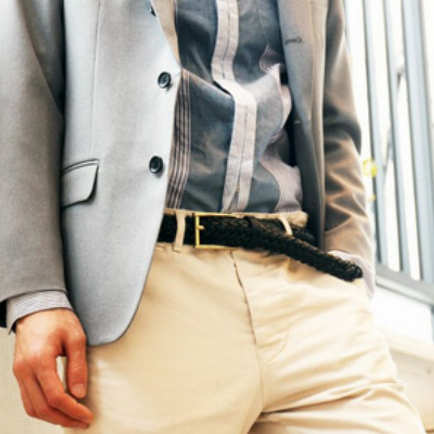 メンズ用メッシュベルト スーツOKの人気ブランド紹介