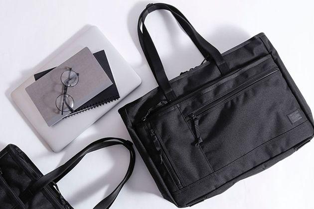 仕事に合うトートバッグを厳選。ビジネストートのおすすめ10選