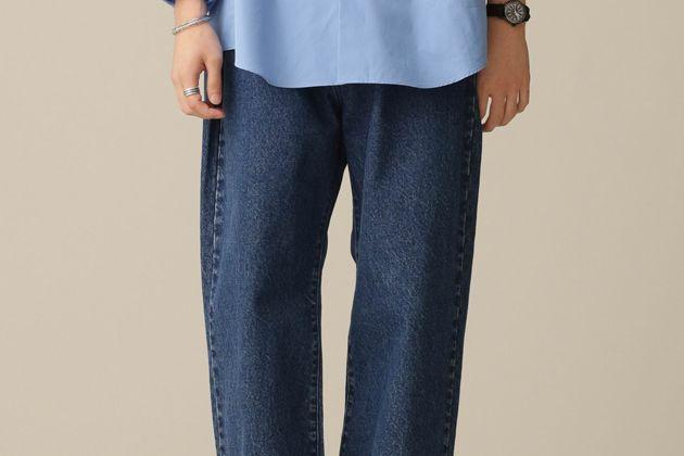 ワイドデニムパンツを攻略! おすすめのブランド&着こなし方集