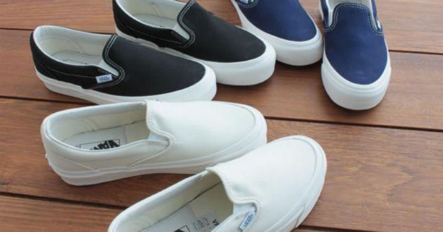 万能のカジュアル靴。スリッポンのコーデ実例集