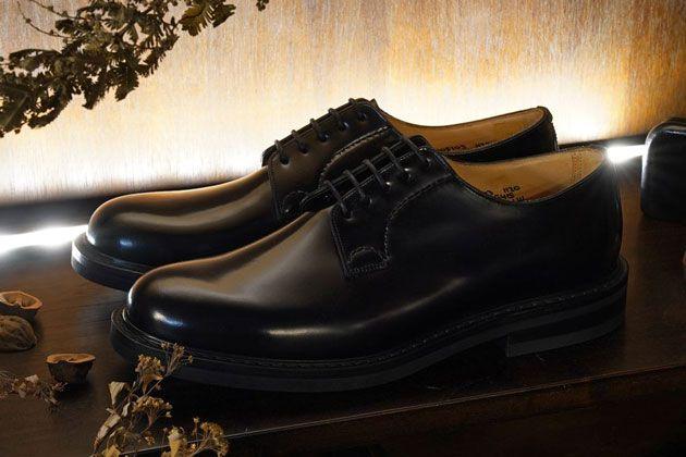 タフに履ける高級靴。チャーチで英国紳士を気取る