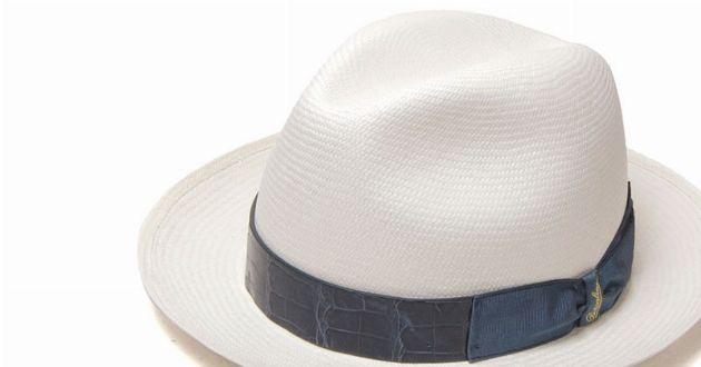 ボルサリーノを、そろそろ持ちたい。フェルトハットからパナマ帽まで