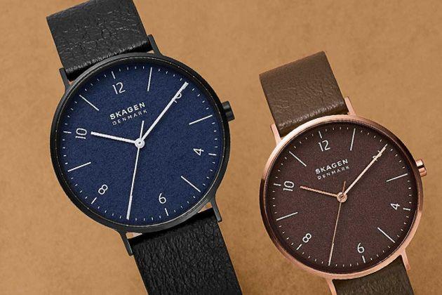 スカーゲンの人気腕時計12選。ミニマルウォッチの先駆者が放つ魅力とは?