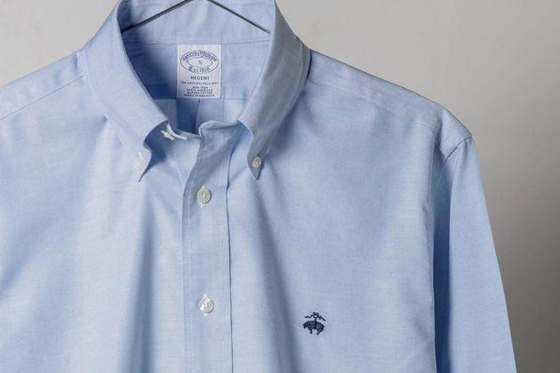 ブルックスブラザーズのシャツは、アメトラスタイルの代名詞だ!