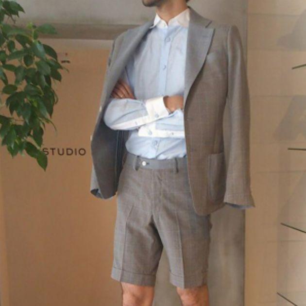 今夏も注目。大人の男性のセットアップ着こなし講座